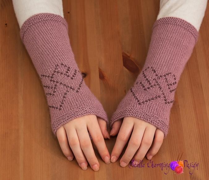 Nulato wrist warmers