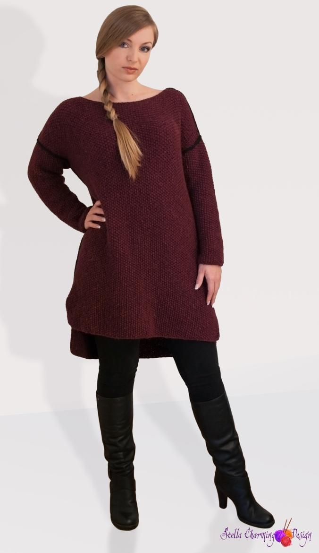 Genseren Huslia / The Huslia Sweater